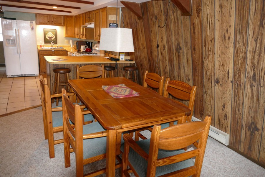 Dining Table to kitchen