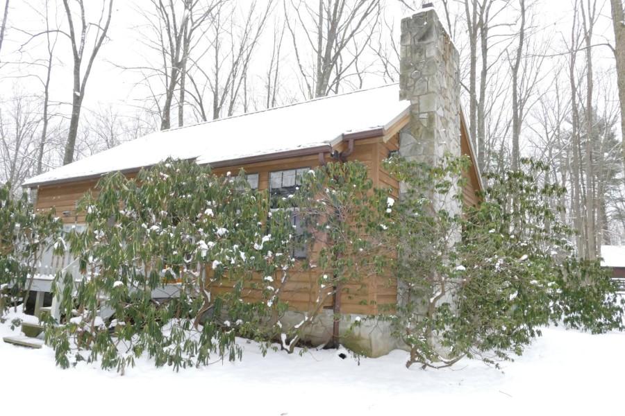 Entrance Winter2