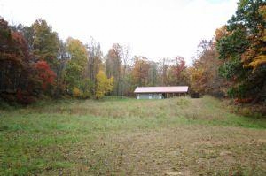 Field Behind Pavilion