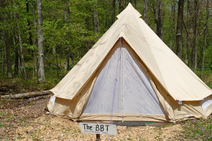 Brittish Bell Tent