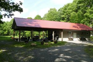 Wild Yough Glamping Campground
