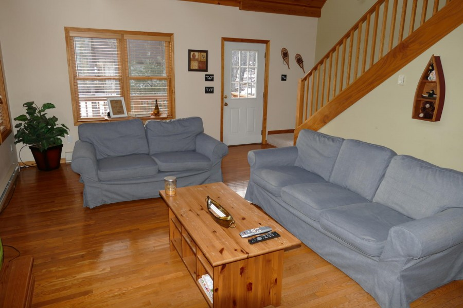 Living Room to stairs