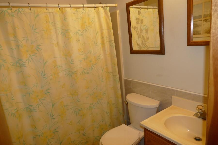 Full Bath main level