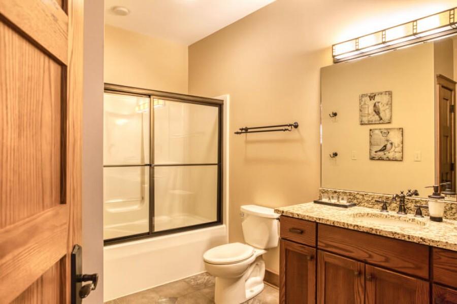 Full Bathroom - hallway main level