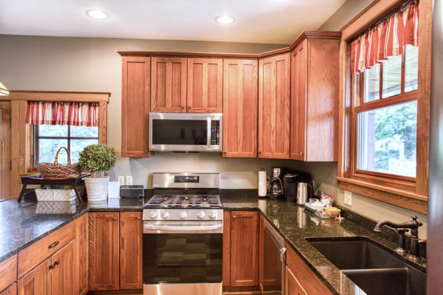 Exquisite kitchen - new appliances 2021