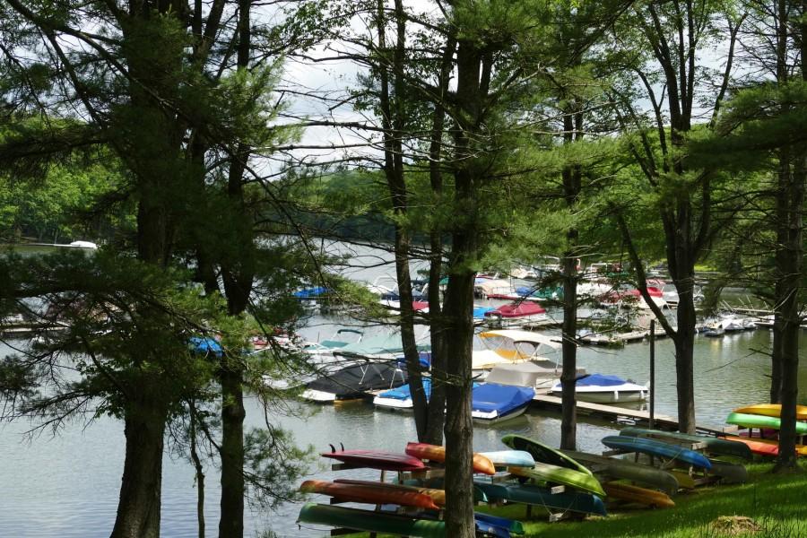 canoe racks