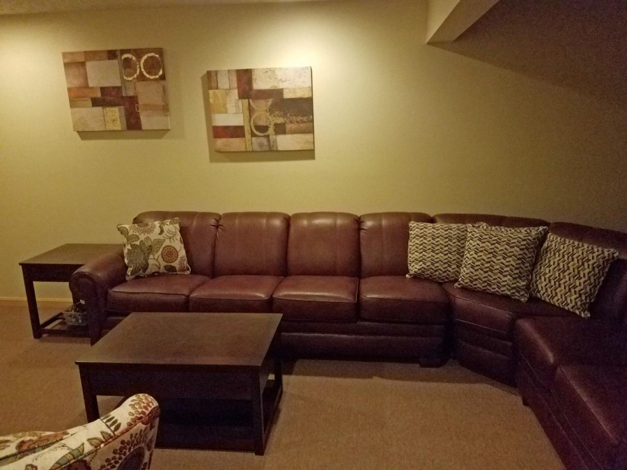Rec Room seating