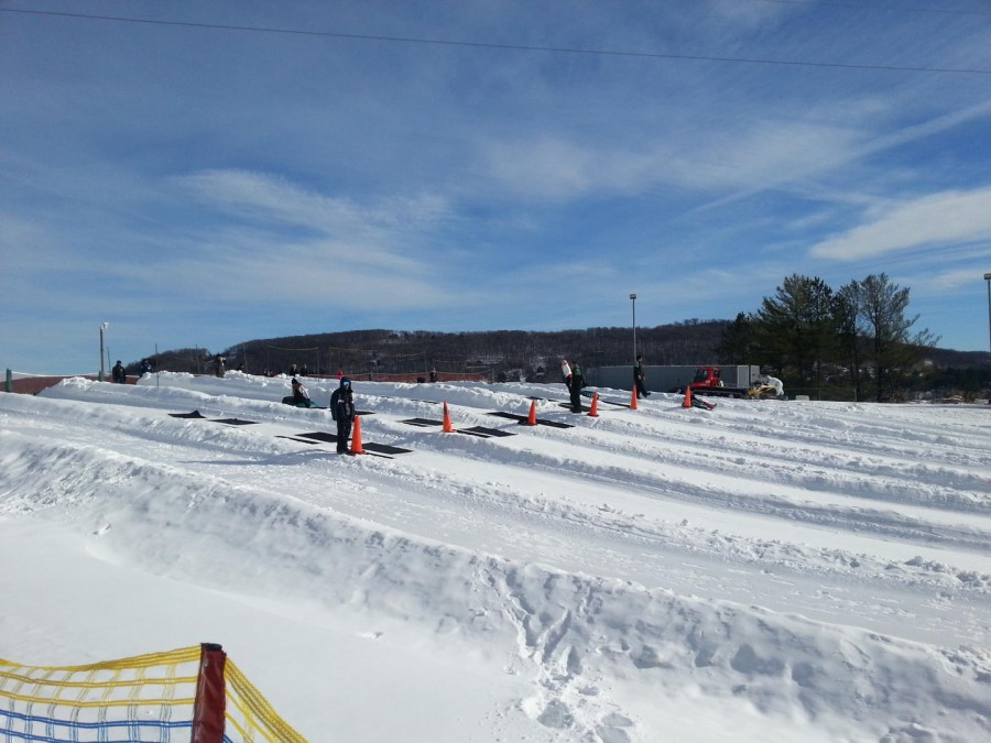 Snow Tubing nearby