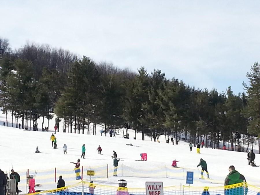 nearby WISP ski resort