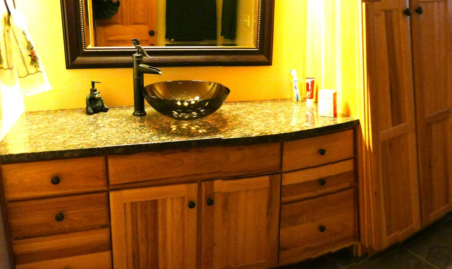 Bath Sink main level