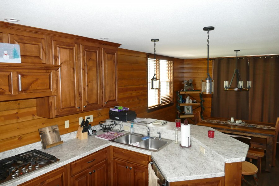 Quality Kitchen overlooks dining