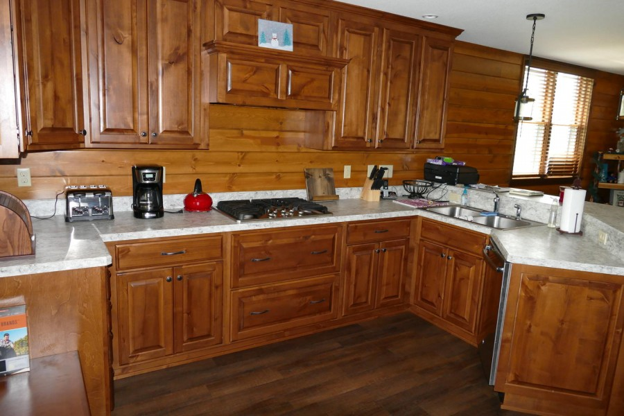 Kitchen with Quality Cabinetry