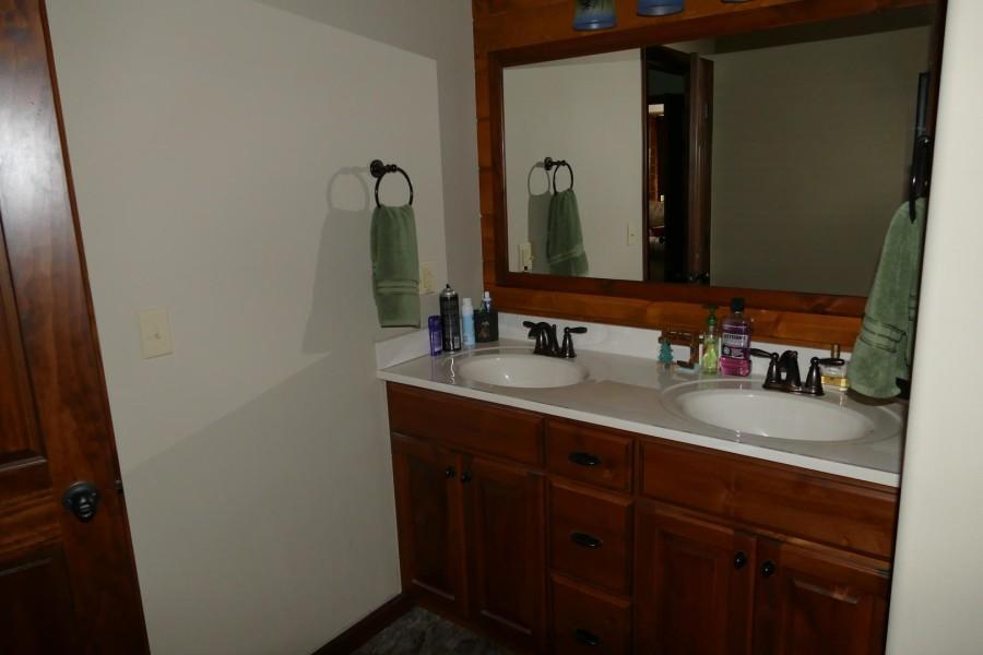 Master Bath Main level