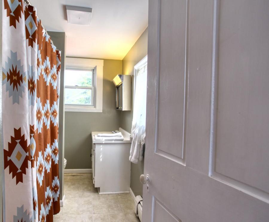 Full Bath2 - upstairs