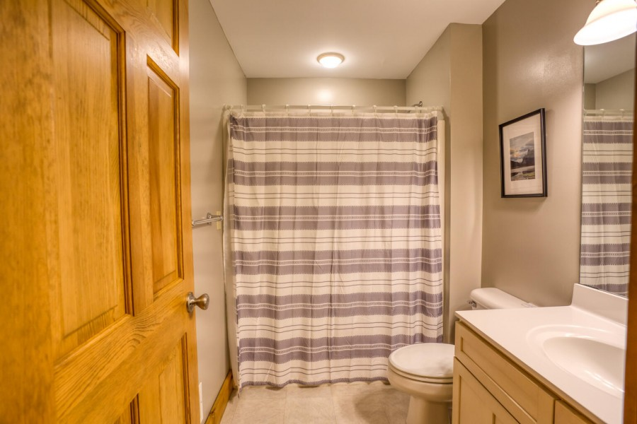 Full Bath 2 lower level